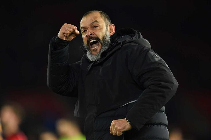 Nuno Espírito Santo, treinador português do Wolverhampton
