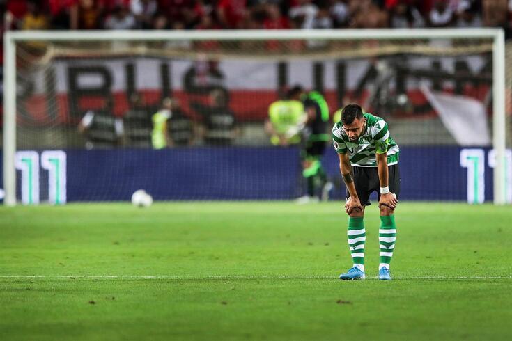 Sporting um a um: Renan ainda evitou maisna ira de Bruno Fernandes