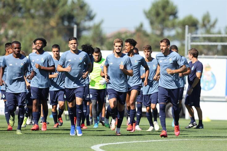 Diogo Queirós vai treinando com a equipa B