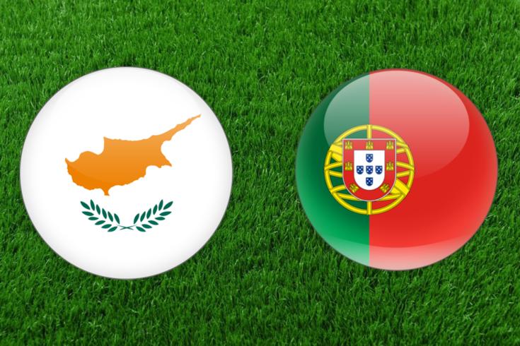 DIRETO SUB-21 | Chipre-Portugal