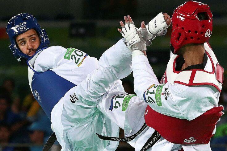Taekwondo: Rui Bragança e Júlio Ferreira em forma no Grande Prémio de Moscovo
