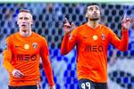 Nuno Santos rumou ao Sporting, Taremi ao FC Porto