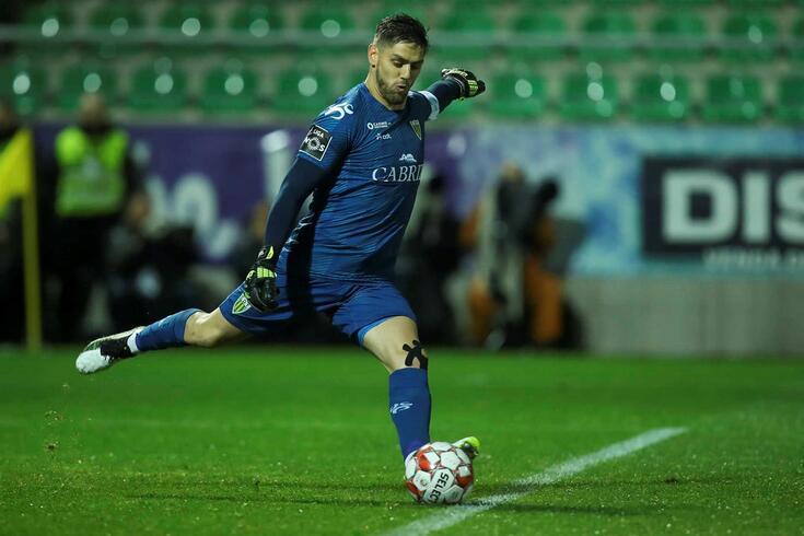 Cláudio Ramos, sabe O JOGO, vai reforçar o FC Porto