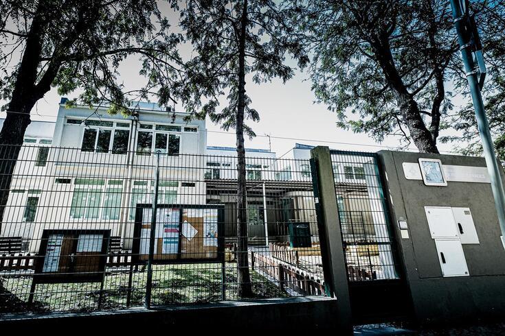 Escolas sem aulas em Portugal devido à pandemia