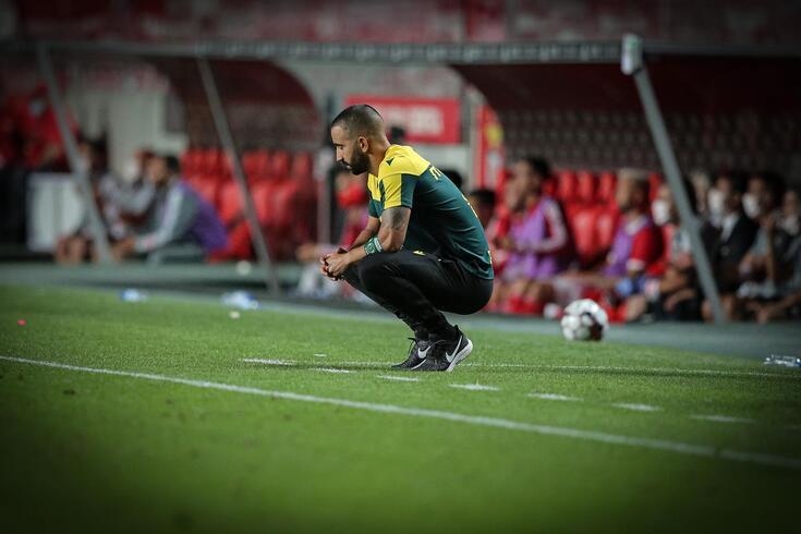 Rúben Amorim definiu lista de compras no Sporting