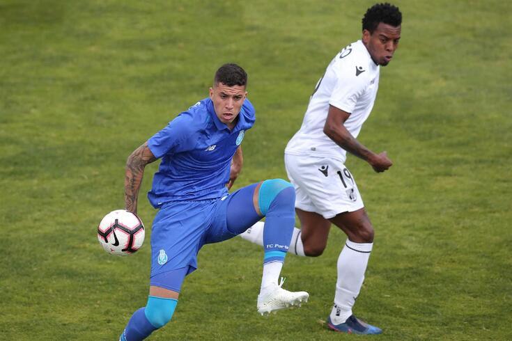 FC Porto B volta a contar com o central brasileiro