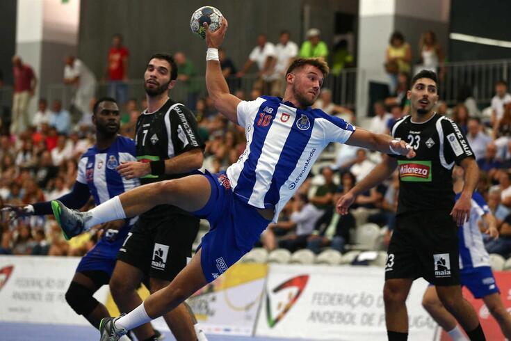 FC Porto venceu a sétima Supertaça