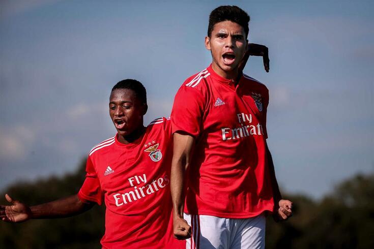 Benfica goleou no Nacional de juniores
