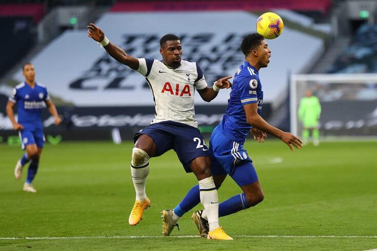 Aurier, Tottenham Hotspur