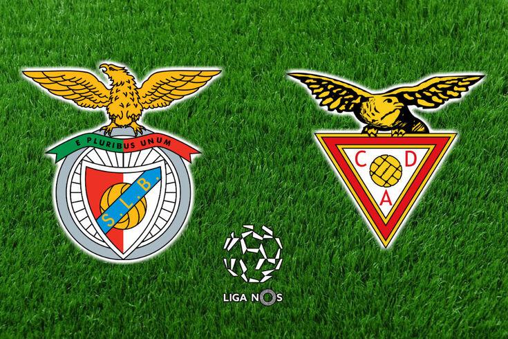 DIRETO | Benfica-Aves