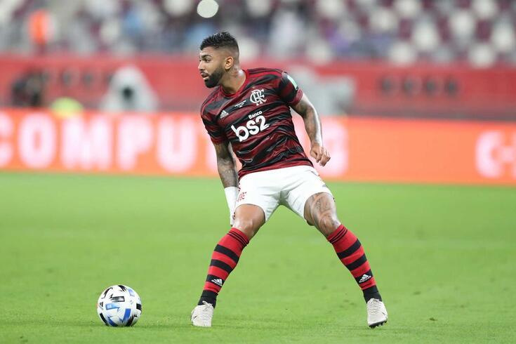 Gabigol prepara-se para ficar no Flamengo