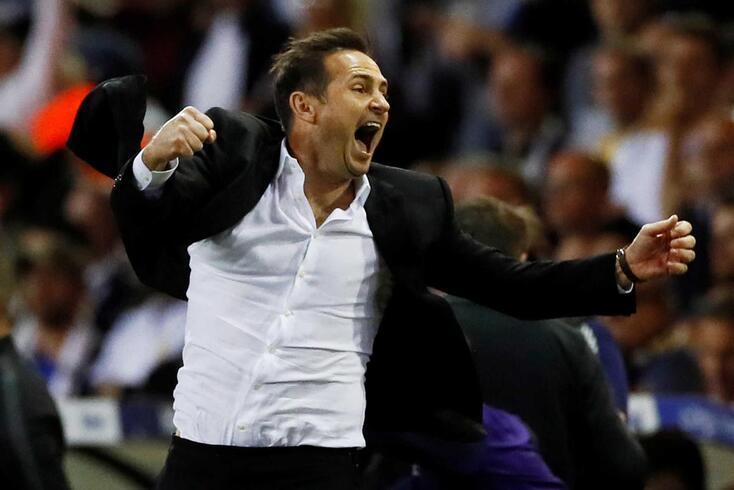 Equipa de Frank Lampard apurou-se para a final do play-off de acesso à Premier League