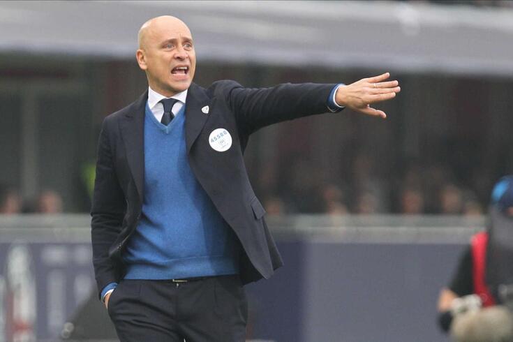 Eugenio Corini voltou a ser despedido do Brescia