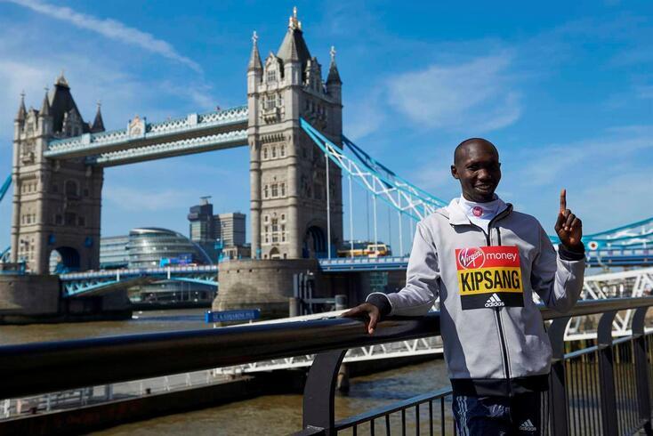 Maratona de Londres será em outubro