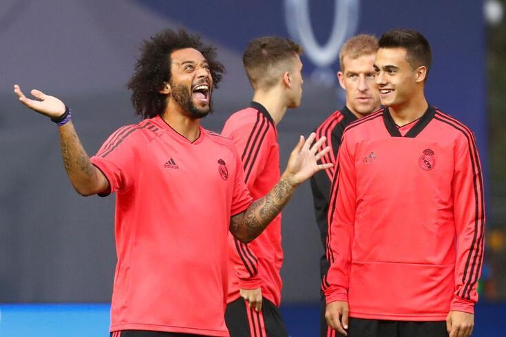 50 milhões na mesa e um plano para tirar Marcelo do Real Madrid