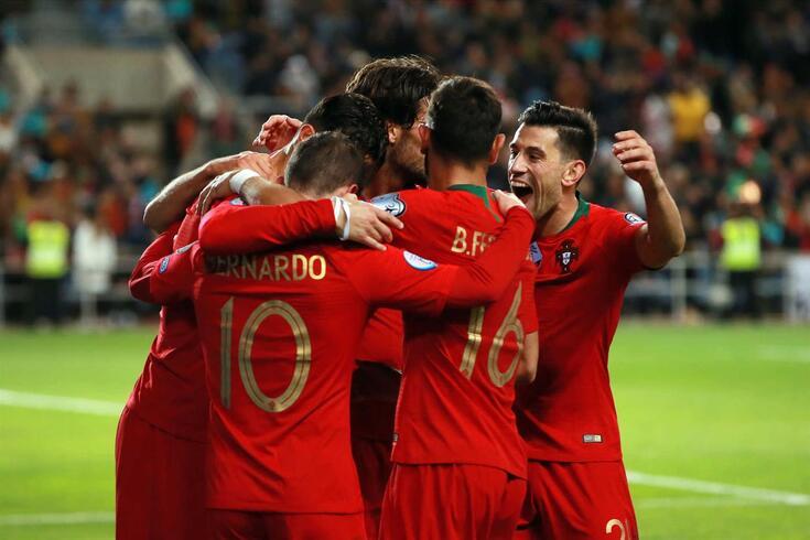 Portugal recebeu e venceu a Lituânia no Estádio Algarve, em jogo de qualificação para o Euro 2020.