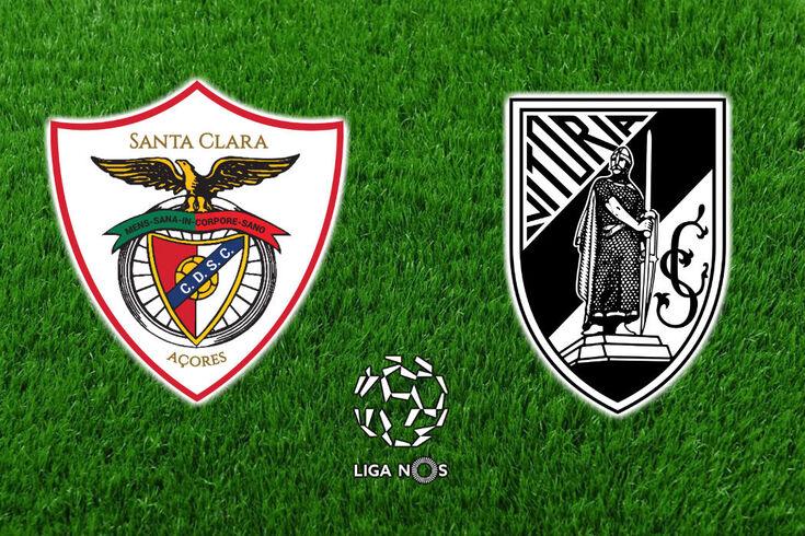 DIRETO | Santa Clara-V. Guimarães
