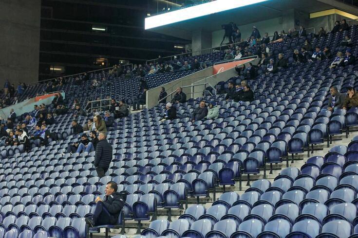 Primeira volta de 2019/20 teve menos gente nos estádios