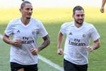 Zivkovic e Fejsa foram dois dos jogadores que deixaram o Benfica no defeso