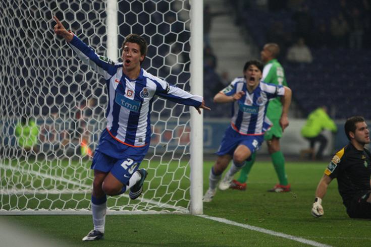 Rabiola passou pelo FC Porto