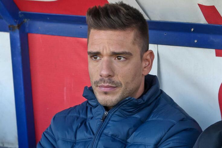 Tiago Margarido, treinador do Canelas.