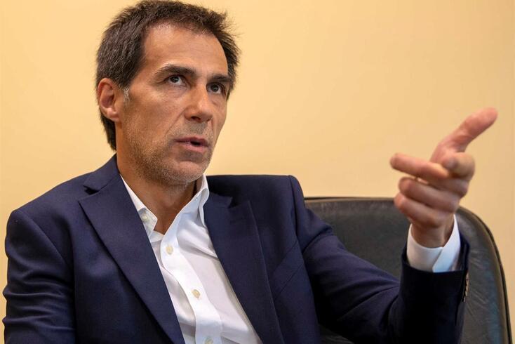 Paulo Meneses, presidente do Paços de Ferreira
