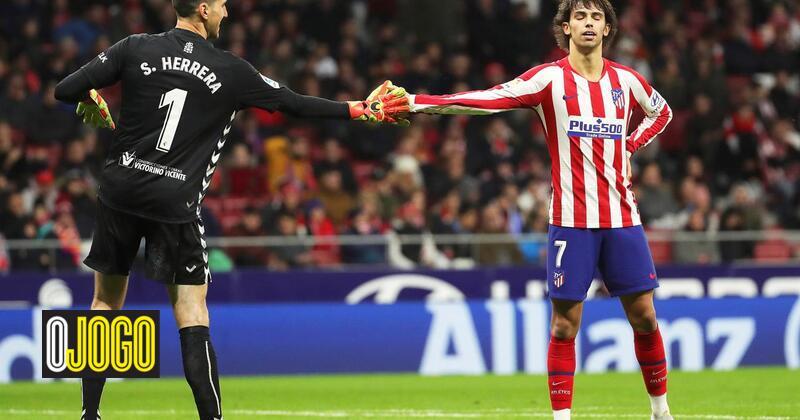 Atlético vence, Félix é substituído e os números continuam modestos