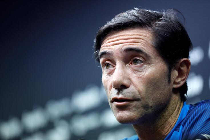 Valência anuncia despedimento de Marcelino García Toral