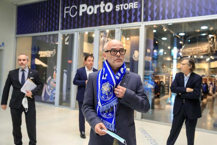 Nuno Lobo, candidato à presidência do FC Porto