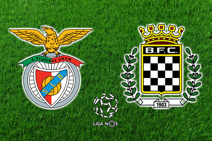 DIRETO | Benfica-Boavista
