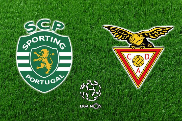 DIRETO | Sporting-Aves