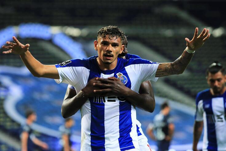 Soares, avançado do FC Porto
