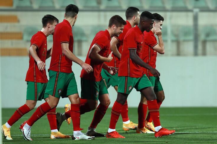 Seleção portuguesa sub-21 à procura do Europeu