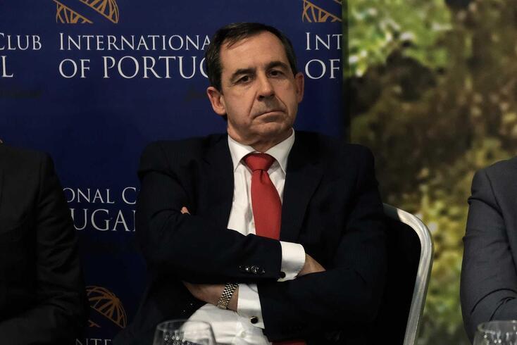 Rui Gomes da Silva, antigo vice-presidente do Benfica