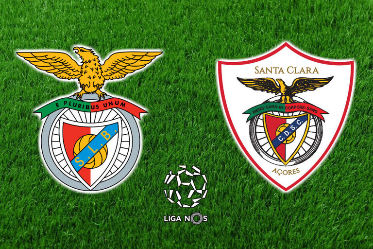 Benfica - santa clara