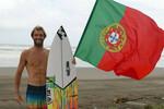 """Frederico """"Kikas"""" Morais será o primeiro português a surfar nos Jogos Olímpicos"""