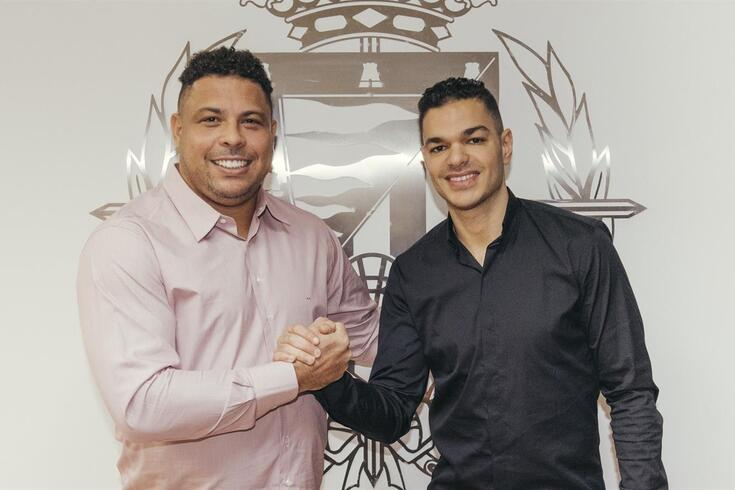 Ben Arfa assinou pelo Valladolid
