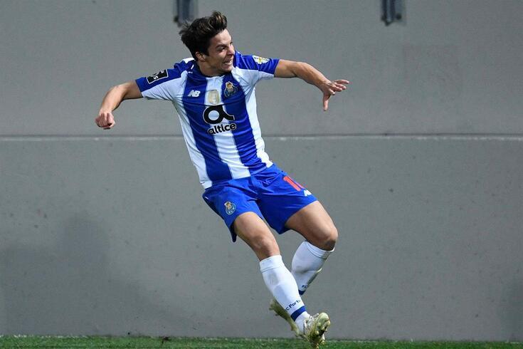 """Óliver Torres: """"Seria mágico ganhar a Liga dos Campeões com o FC Porto"""""""