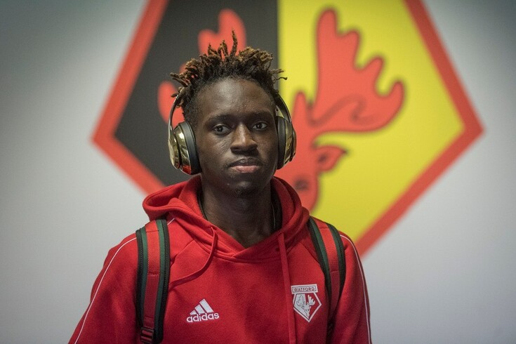 Domingos Quina, médio do Watford