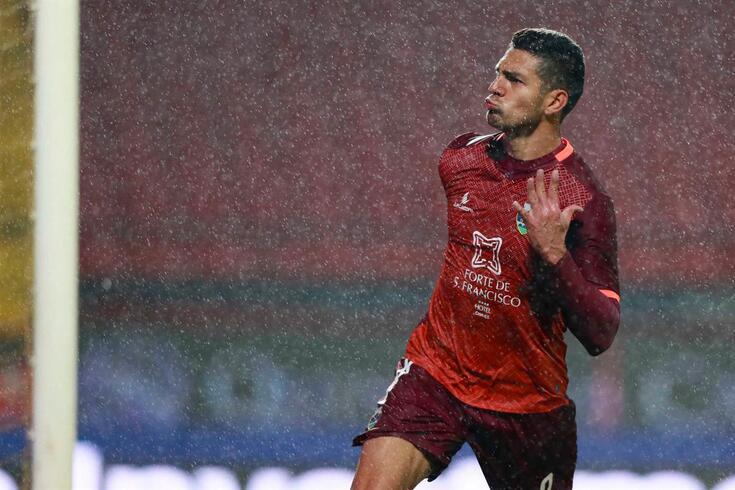 Golo de André Luís colocou o Chaves nos oitavos de final da Taça de Portugal
