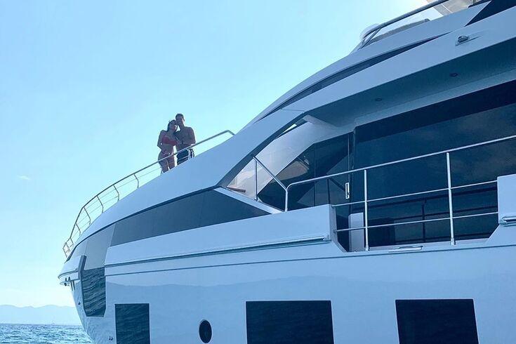 Cristiano Ronaldo comprou um iate de luxo