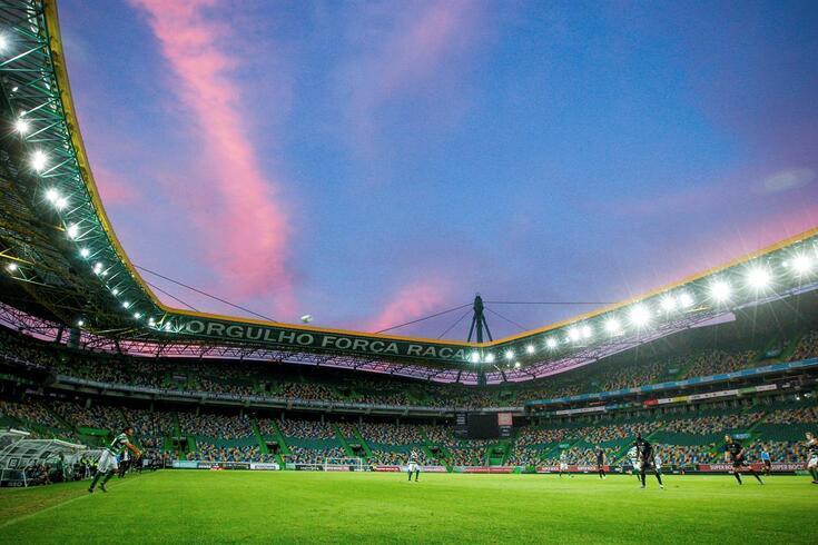 Sporting lança concurso de catering: saiba pormenores