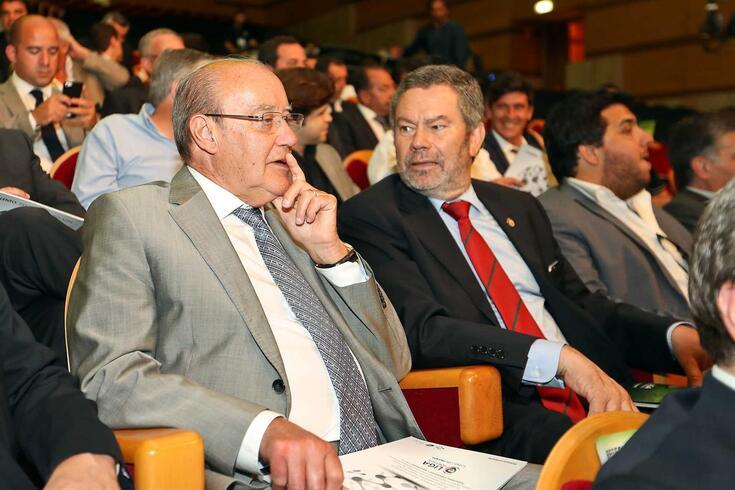 Pinto da Costa e Carlos Pereira