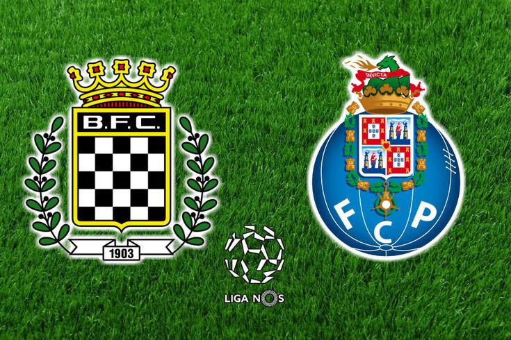 DIRETO | Boavista-FC Porto