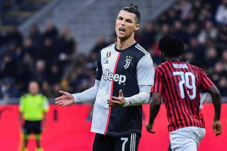 Cristiano Ronaldo é para continuar na Juventus