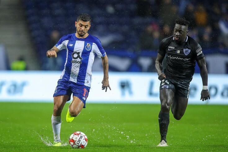 Contas feitas e uma conclusão: no FC Porto é mais lateral do que extremo