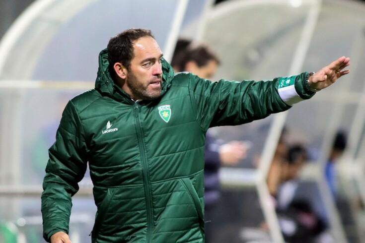 """Ricardo Soares: """"Tapámos o jogo interior do Benfica e temos possibilidades de chegar à Final Four"""""""