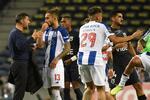 Sérgio Conceição e Alex Telles, dois destaques do FC Porto
