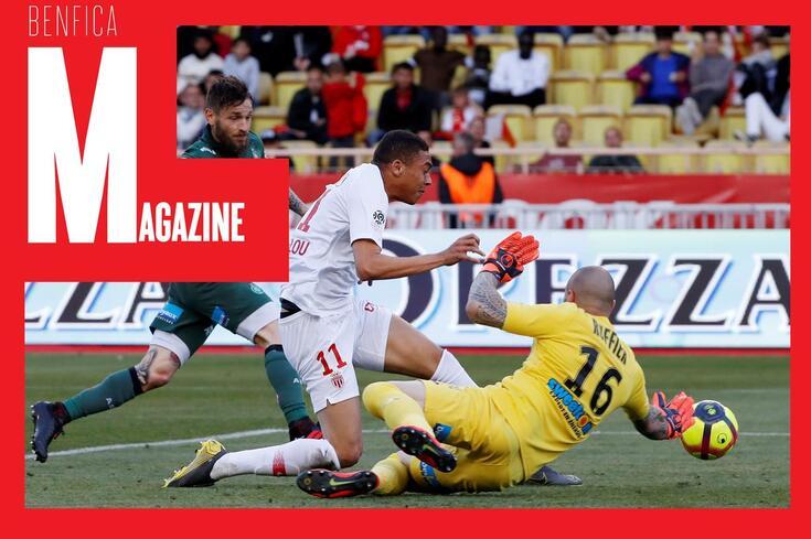 Magazine Benfica: das lágrimas de Salvio ao enguiço de Perin