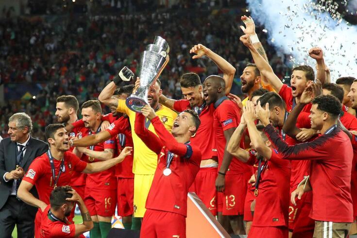 Portugal derrotou a Holanda na final da primeira edição disputada no Dragão